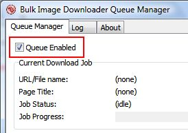 BID Queue Manager (Queue Enabled)